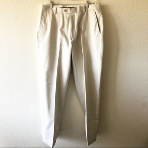 Ralph Lauren White Trousers classic fit